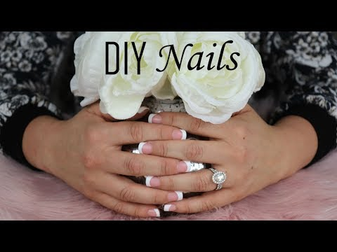 HOW TO DO YOUR OWN NAILS | DIY | CHEAP & EASY