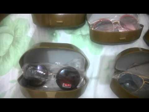 a2ab3f765fff0 Réplicas 1° linha de óculos (Recomendação) - YouTube
