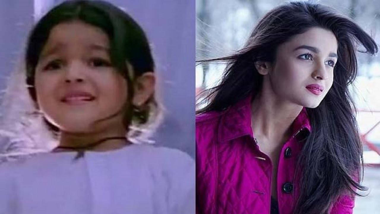alia bhatt in sangharsh photo