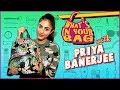 Priya Banerjee S Handbag SECRET REVEALED What S In Your Bag TellyMasala mp3