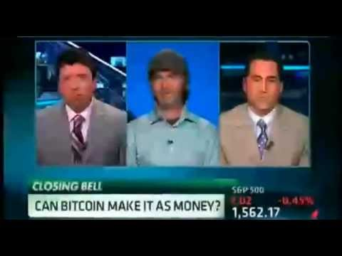 CNBC Bitcoin - April 1st, 2013