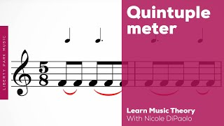 What is Quintuple Meter? |  ABRSM Theory Grade 5 | Video Lesson