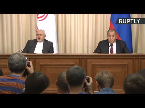 Пресс-конференция Лаврова и