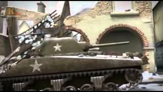 Bitwa o Ardeny - II WŚ - film dokumentalny - Lektor PL