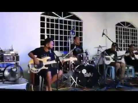 CRIME FORCE BAND feat KAREN LIBAU TAMA LUBANG KUSING