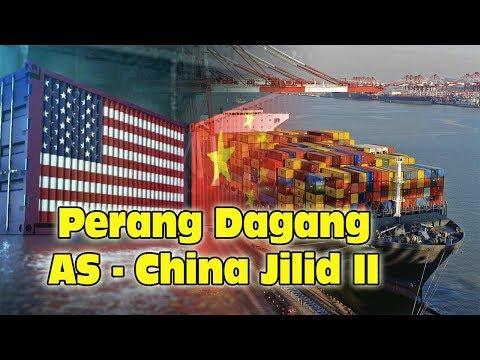 Tak Terima Barangnya Dikenakan Tarif Baru Tinggi, Respon China Ini Sungguh Mengejutkan AS