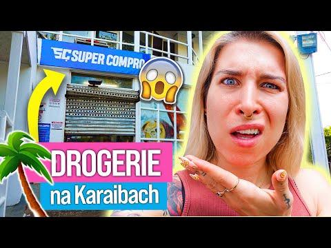 ♦ Jak wygląda DROGERIA NA KARAIBACH? 🏝 NIE WIERZĘ! 😱 Kostaryka Vlog ♦ Agnieszka Grzelak Beauty
