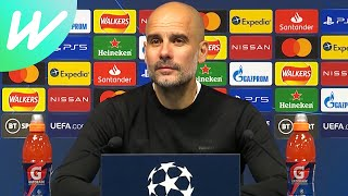 Man City 2-0 PSG (4-1 agg) | Pep Guardiola | SFs | UCL | 2020/21