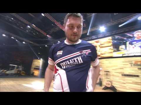 STIHL TIMBERSPORTS® 2016 World Championship on NBC Sports