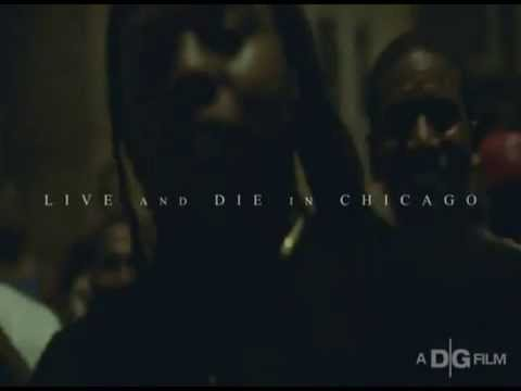 King Louie - Live And Die In Chicago [Official Instrumental] Prod Smylez