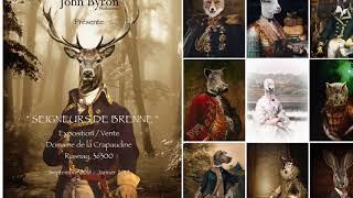 Seigneurs de Brenne, J Byron 2018