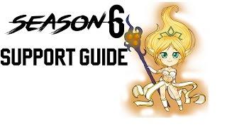 (season 6) Janna Support Guide - League of Legends