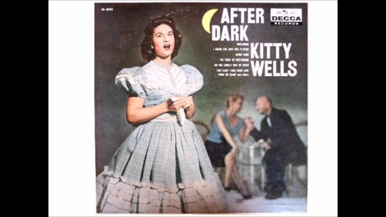 I Heard The Jukebox Playing by Kitty Wells on Spotify