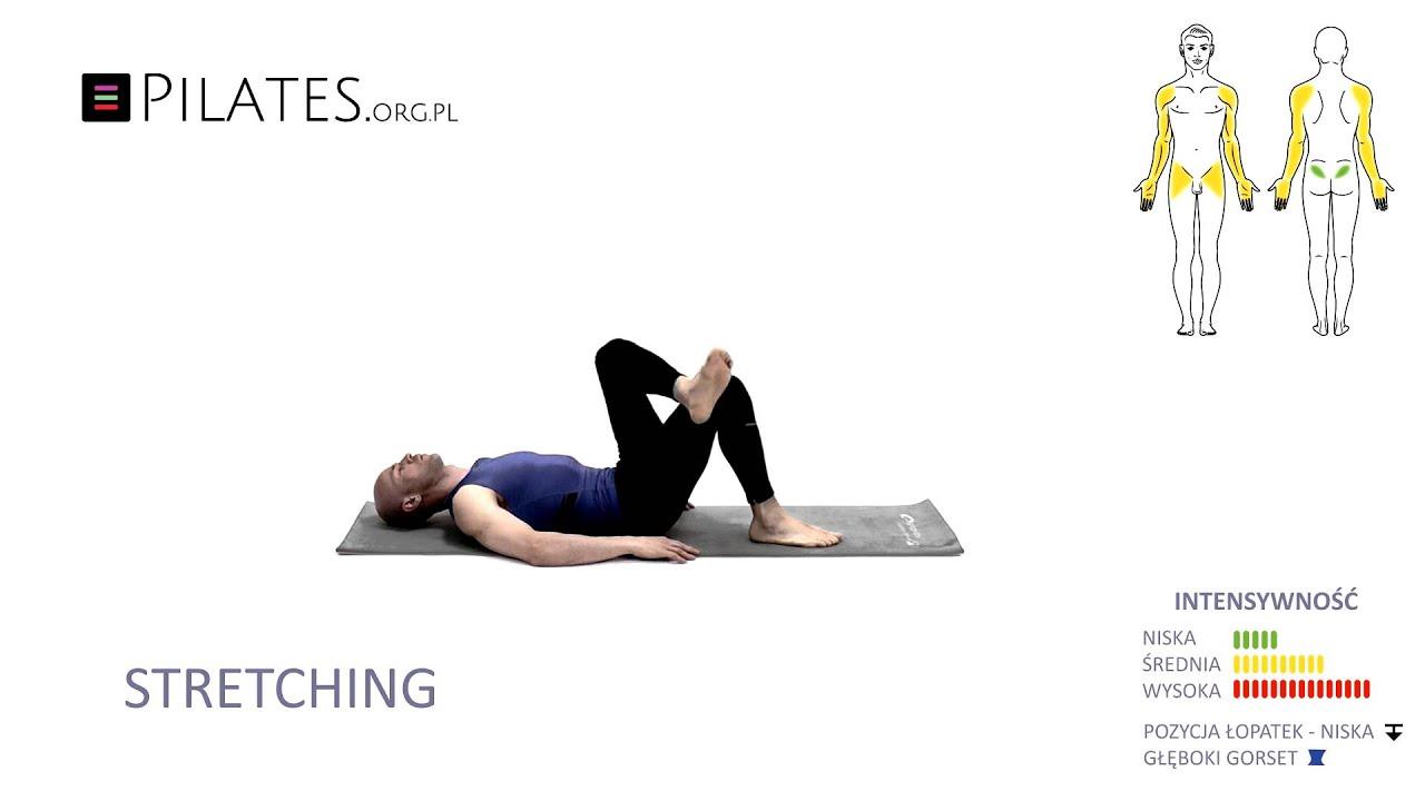 Ćwiczenia Rozciągające Mięsień Gruszkowaty Ćwiczenia W