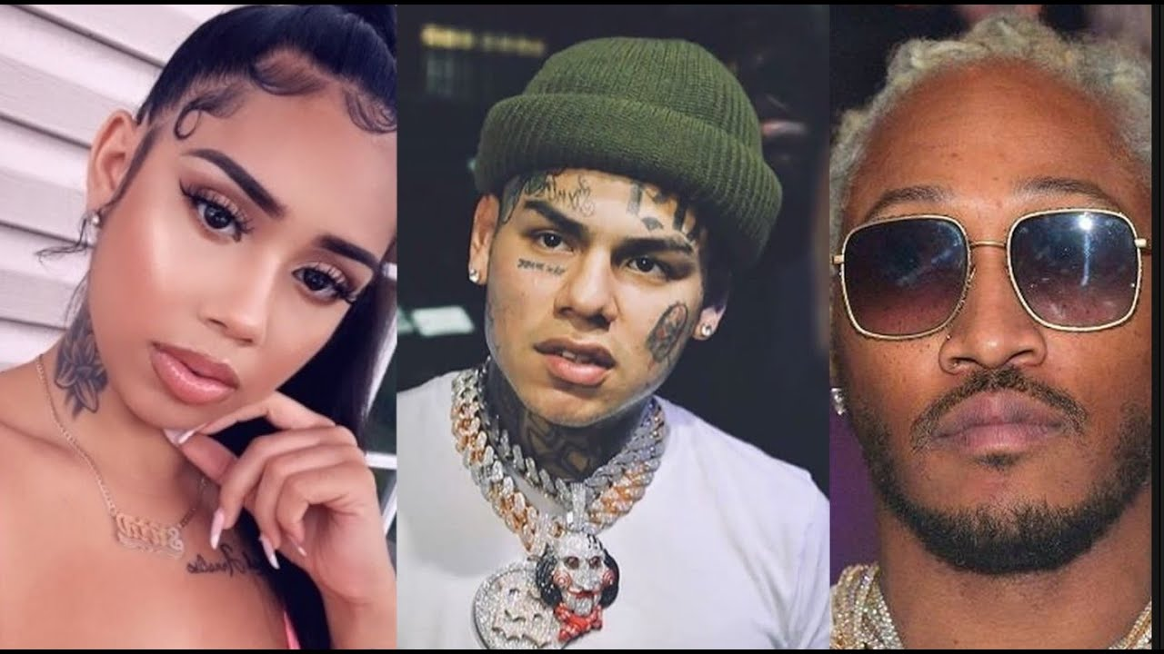 Tekashi 69 Asks Future For Advice Baby Mama Sara With Rich The Kid! Future Say She For The Streets!