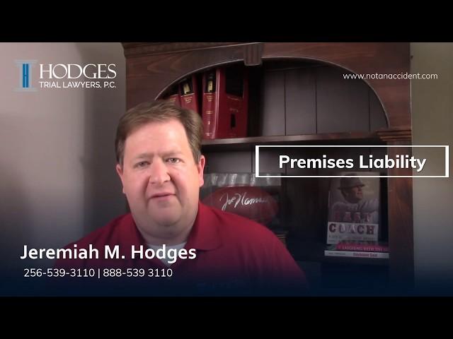 Premises Liability Lawyers