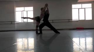 CONTEMPORARY PARTNERING by Juanjo Hinojosa