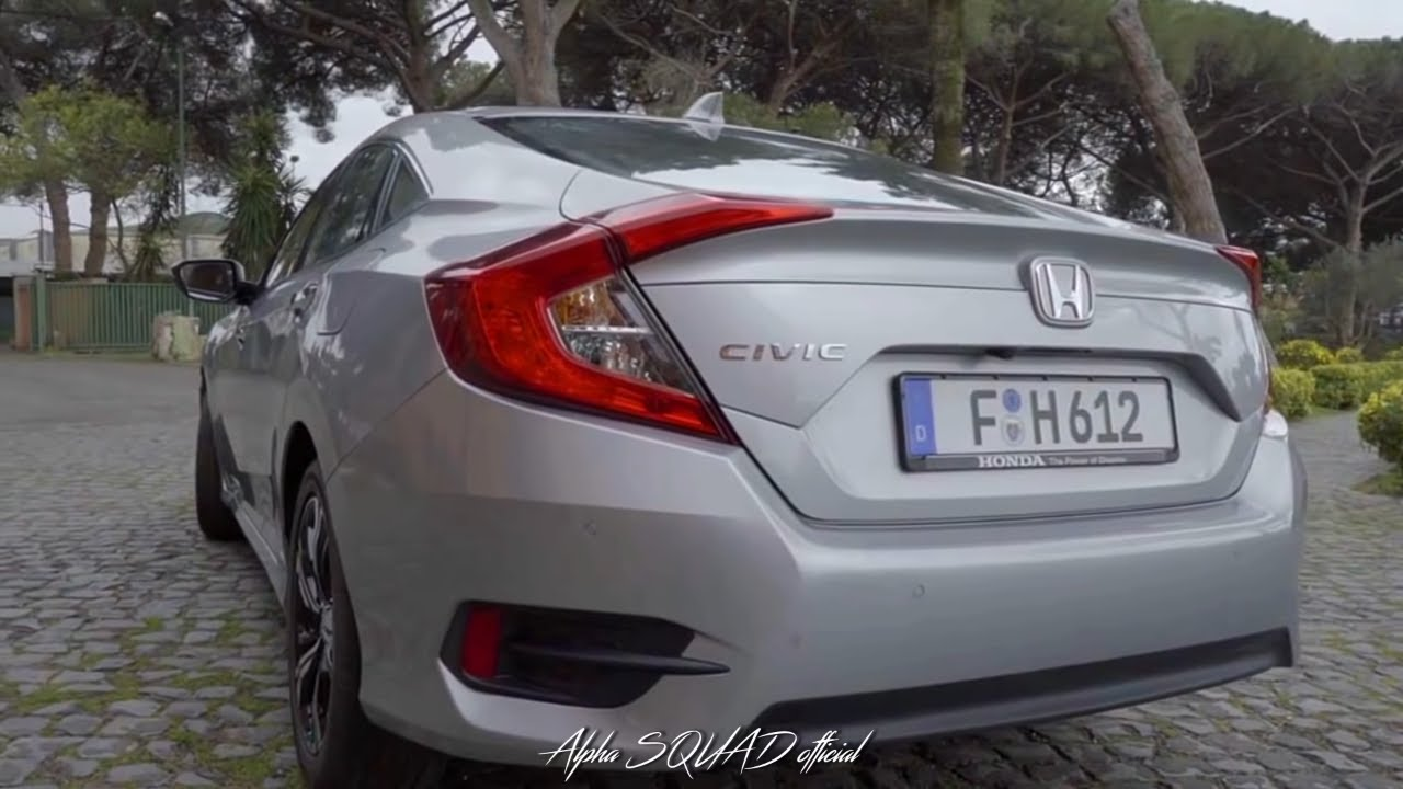 2018 Honda Civic Interior Exterior And Drive All New