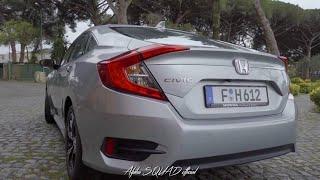 2018 Honda Civic – (interior, exterior, and drive) / ALL-NEW Honda Civic 2018