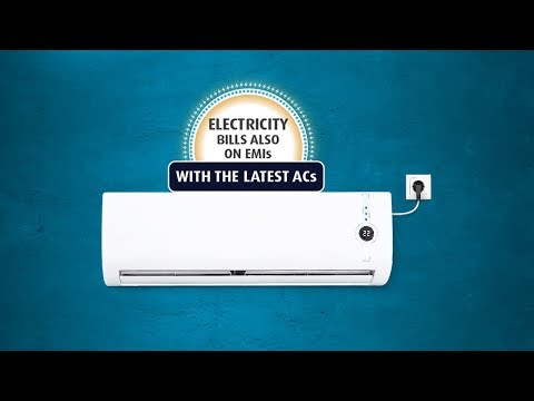 Special Summer Offer – pay for your AC and electricity bills on EMI | Bajaj Finserv EMI Network