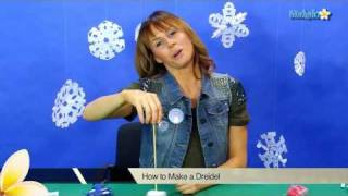 How to Make a Dreidel