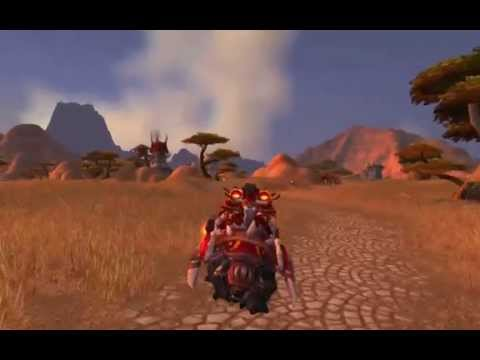 War Bears 3 Wod Amani War Bear Mount