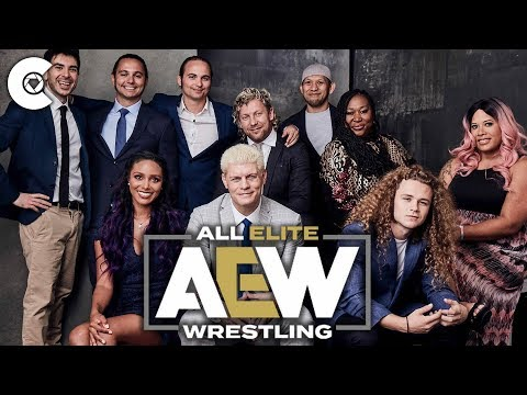 Cultaholic Wrestling Podcast #81: How Will AEW's TV Show Differ From WWE Raw & SmackDown?