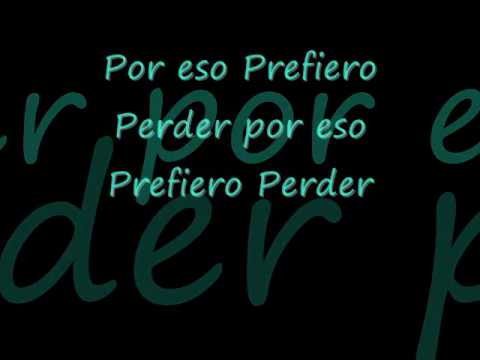 Conjunto Rio Grande - Prefiero Perder