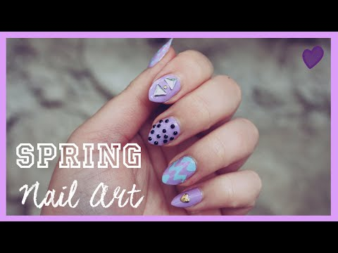 Spring Nail Art with Born Pretty Store ♡  MB