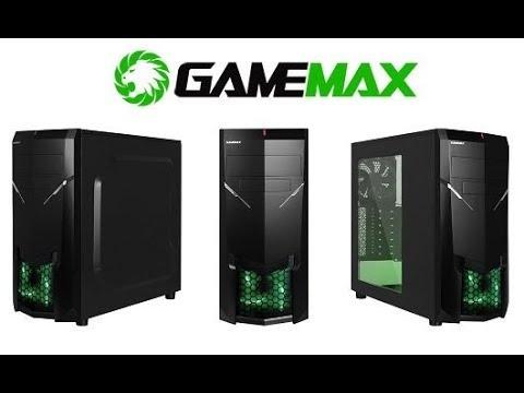 Корпус GameMax G537