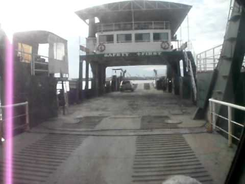 Barge Back to Davao