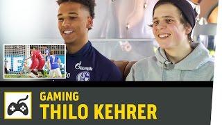 FIFA 17 vs. Thilo Kehrer | FC Schalke 04 vs. Eintracht Frankfurt | Kickbox