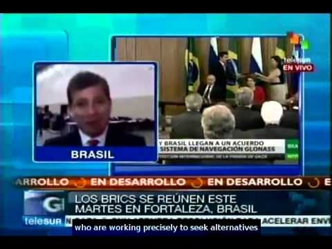 BRICS setting up Development Bank during Brazil summit