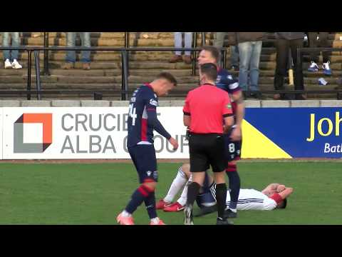 Ayr Utd Ross County Goals And Highlights