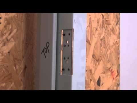 ADJUSTING DOOR GAP VIDEO / Tell Manufacturing, Inc.
