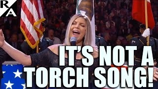 It's Not a Torch Song!