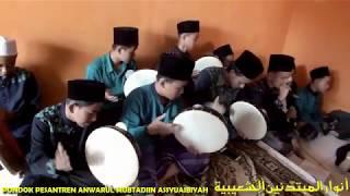 """Hadroh Amubasy """"Assalamu Alaik Ya Zainal Anbiya"""" di santunan anak yatim (07-10-2018)"""