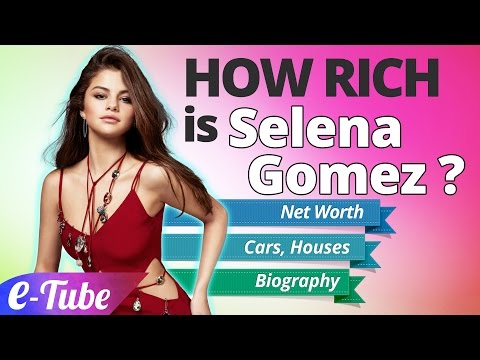 How Rich is Selena Gomez | Net Worth | Biography | Assets | Cars | Houses | 2017