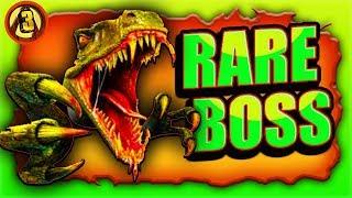 FUNNY!! RARE DINOSAUR BOSS & Jurassic Park Easter Egg - BORDERLANDS 3