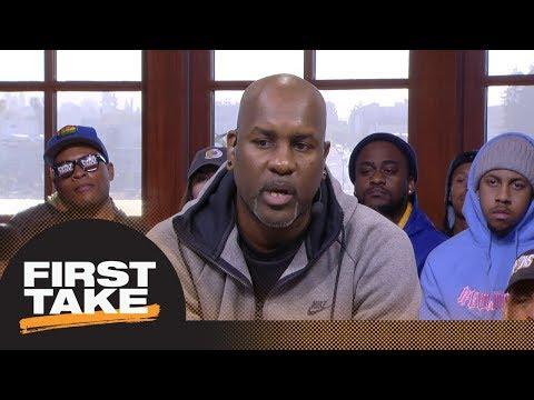 Gary Payton weighs in on LeBron James vs Michael Jordan comparison  First Take  ESPN
