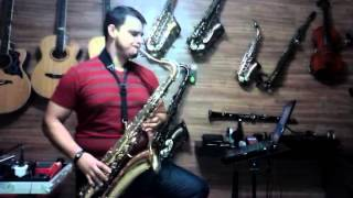 93  Million Miles ,,Jason Mraz,,sax cover ,,Rodrigo Carvalho