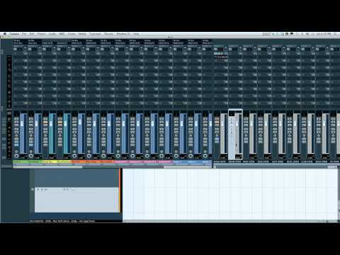 Cubase Analog Summing with Dangerous Music