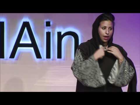 TEDxAlAin - Haif Abdullah Zamzam - Balanced Life