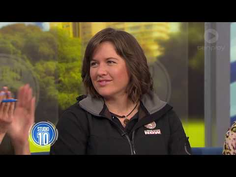 The First Woman To Circumnavigate Antarctica Solo | Studio 10