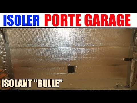 Isoler Une Porte De Garage Kit Isolation Porte De Garage