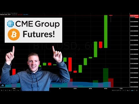 Bitcoin SOARS On CME Group Bitcoin Futures Announcement