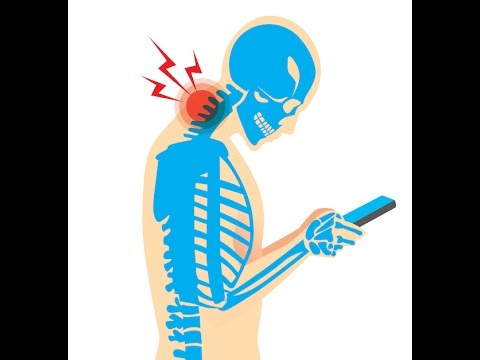 TEXT NECK: Why Your Cell Phone is Killing You