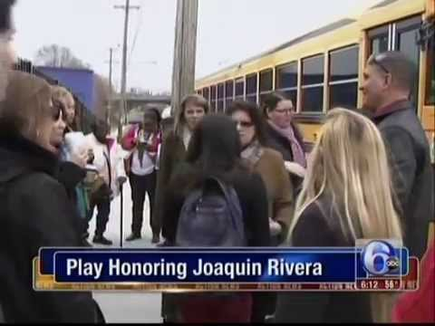 Cultural Icon Joaquin Rivera Lives On - Still Teaching Profound Lessons