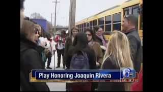Cultural Icon Joaquin Rivera Lives On - Still Teaching Profound Lessons