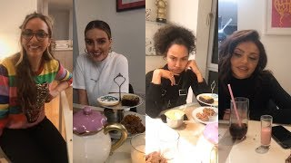 Little Mix | Instagram Live Stream | 11 February 2019